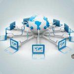عمل شبكة داخلية لشركة